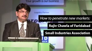 How to penetrate new markets   Rajiv