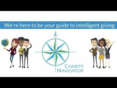 Charity Navigator's Guide to Donating