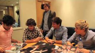 One Direction: Lakeside Book Signing