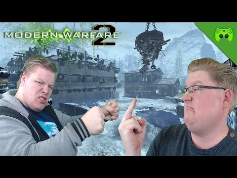 KOPF AN KOPF 🎮 Modern Warfare 2 #342