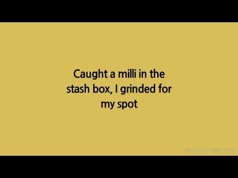6IX9INE - GUMMO (Lyrics)