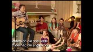 Kersfees met die Louis en Hettie Brittz-gesin: Herders Op Die Ope Velde