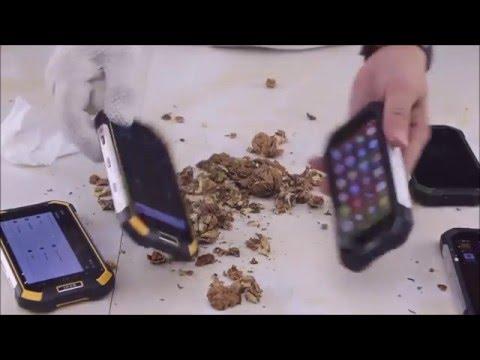Крепыш от Blackview BV6000!Бронебойный игровой смартфон!Краштест крепыша от Blackview
