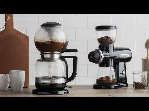 KitchenAid Siphon Coffee Brewer - The Story