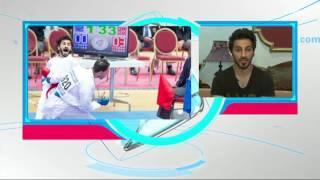 حاصد الذهب.. السعودي عماد المالكي لتفاعلكم: أي لاعب كاراتيه يطمح بشهرة لاعبي كرة القدم