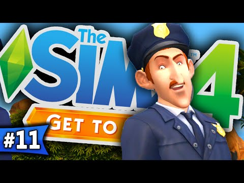The Sims 4 : Get To Work