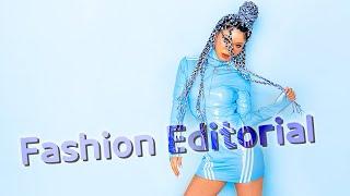 원라이트 패션 촬영 (Fashion Editorial …