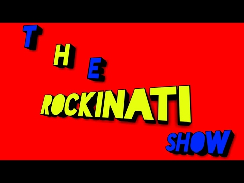 Rockinati #7 - Sunday Night Chill Show, Live Stream Live, Ra
