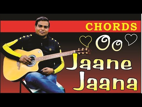 #53-Oh Oh Jane Jaana I Salman Khan IFull Song (Cover ) On Guitar With Music And On Screen Chords