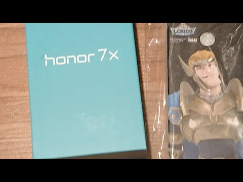 Live Unboxing Honor 7X First Impressions!
