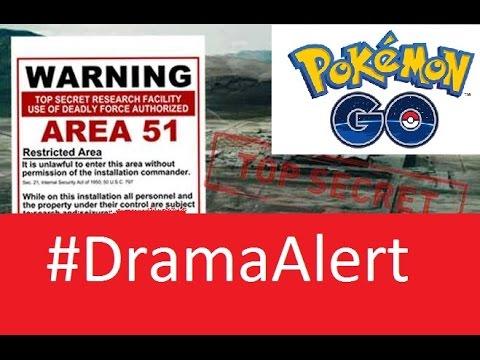 Pokemon Go at Area 51#DramaAlert fouseyTUBE, KSI, Vikkstar123, jacksfilms, Shane Dawson