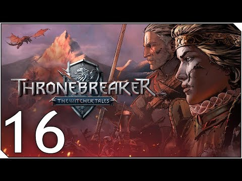 THRONEBREAKER | CAPITULO 16 | La batalla por el embalse