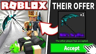 ONLY 4 these EXIST in this game... and I got ONE?! *RAREST ITEM EVER!* (Roblox)