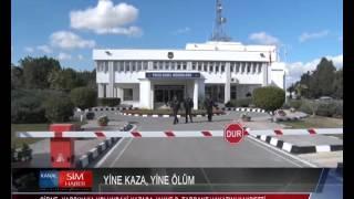 GİRNE- KARŞIYAKA YOLUNDAKİ KAZADA JAYNE B. TARRANT HAYATINI KAYBETTİ