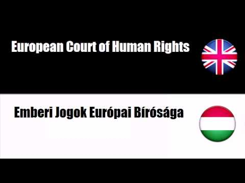 ENGLISH HUNGARIAN   Court of Justice of the European Communities