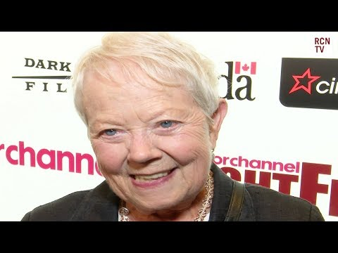 Annette Crosbie  Eat Locals Premiere