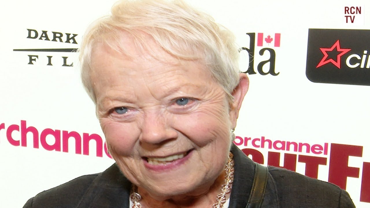 Watch Annette Crosbie video
