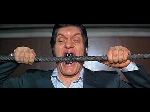 Playing Jaws  Exclusive  with Richard Kiel