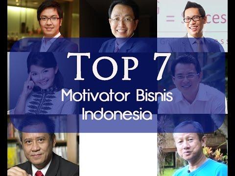 Top 7 Motivator Bisnis Indonesia