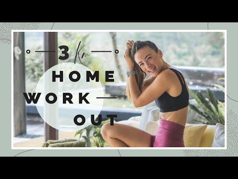 Beine & Po zuhause trainieren - 3 KM Workout zum mitmachen - 20 Min Effektiv Fett verbrennen