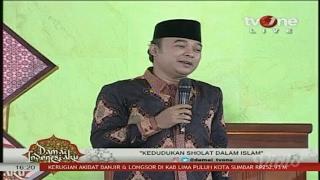Kedudukan sholat dalam Islam_Damai Indonesiaku