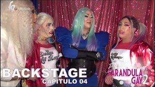 BACKSTAGE CUARTA SEMANA - ESCUELITA FG2 - CANAL FARANDULA GAY