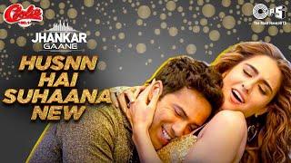 Husnn Hai Suhaana New ((Jhankar)) Varun Dhawan, Sara Ali Khan   Chandana D, Abhijeet B   Coolie No.1 Thumb