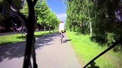 Joensuun liikennekulttuuri pyöräilijän silmin