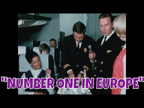 25th ANNIVERSARY CELEBRATION FOR BRITISH EUROPEAN AIRWAYS  BEA