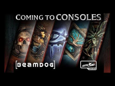 Классические компьютерные RPG будут перенесены на консоли