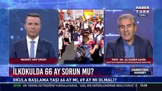 İlkokulda 66 Ay Sorun Mu?- Prof. Dr. Ali Ekber Şahin