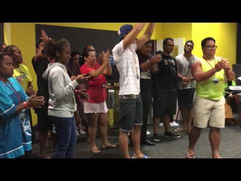 NZPUC Congress 2017 - Tahitian