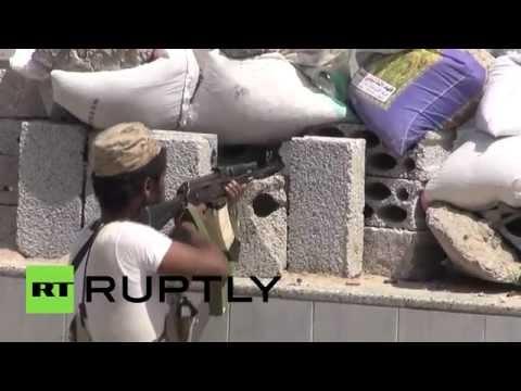 Yemen Clashes: Intense firefight erupts in Aden