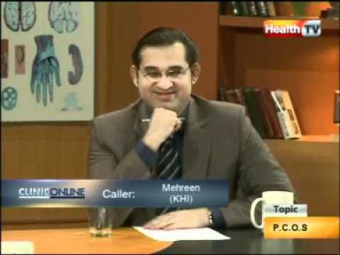 ''Clinic Online'' Topic : P.O.C.S Part-1 (25 JAN 12) Health Tv.mpg
