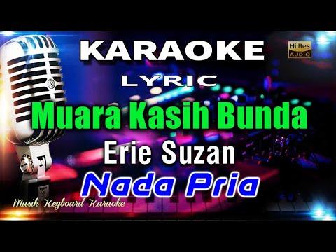 Muara Kasih Bunda - Nada Pria Karaoke Tanpa Vokal