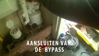 Een waterontharder in de meterkast