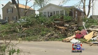 Marshalltown Residents Start to Clean-Up