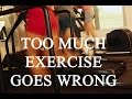 Too Much Exercise Can Slow Weight Loss
