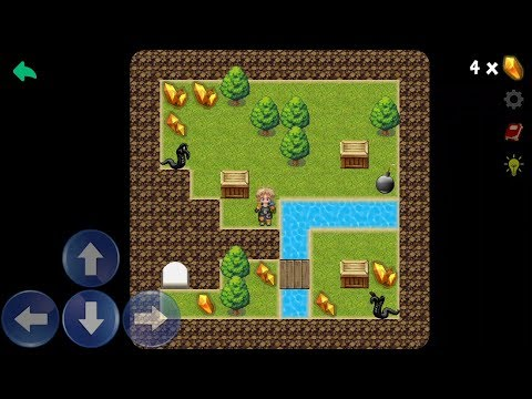RPG Puzzle (by Isgallargames) - Puzzle Game For Android And IOS - Gameplay.