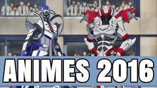Chegou a temporada de inverno dos animes de 2016, e está na hora das primeiras impressões do Onigiri Pop. Conheça Active Raid Kidou Kyoushuushitsu Dai ...