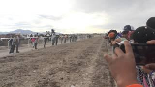 Carreras de caballo En San Felipe Torres Mochas, GTO Carril las Trojes
