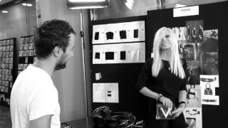 The Making of Vaccarello X Versus - Part I Thumbnail