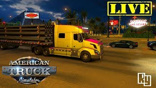 "LIVE: American Truck Sim Multiplayer ""On The Road Again"""