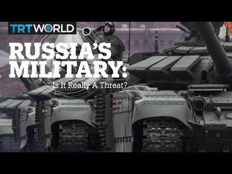 RUSSIA's MILITARY: Is