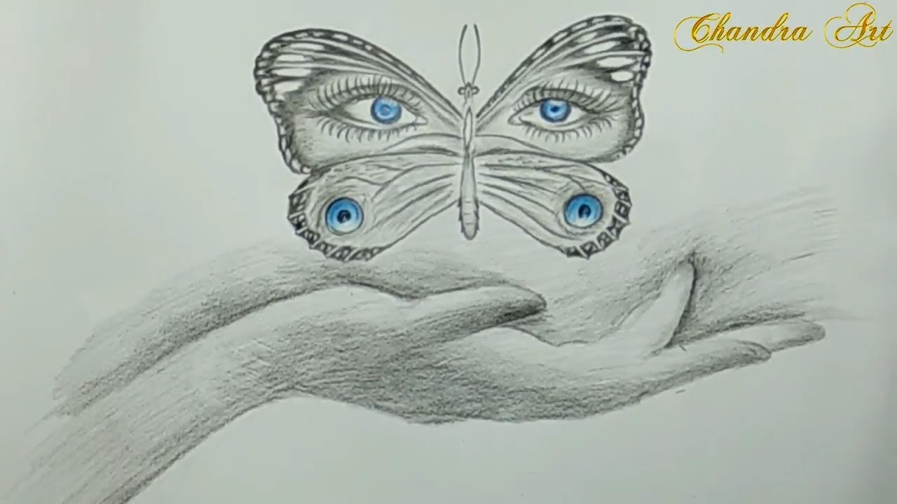 Cool Easy Drawings Pencil Drawing An Abstract Picture