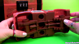 Cars 2 Mater SPY TOOL BOX Carry Case Mater Secret Agent Disney Pixar Buildable Toys