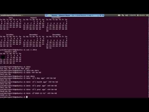 UNIX-1.2 UNIX Introduction and Basic Commands Tutorial