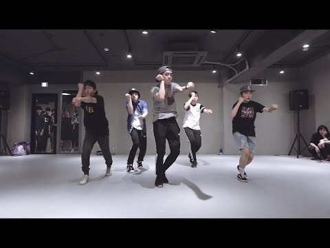Junho Lee Choreography / Neighbors Know My Name - Trey Songz