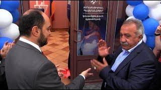 Քաղաքացիական պայմանագիր կուսակցության հերթական գրասենյակի բացումը Շենգավիթ համայնքում