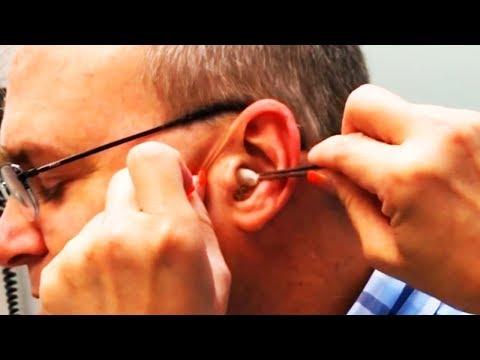 What's Inside Dr. Gilmore's Ear?